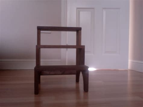 shaker step stool adam s shaker step stool the wood whisperer