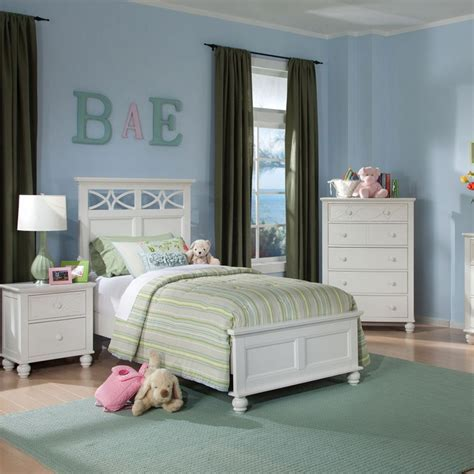 dreamfurniture 2119tw sanibel bedroom set white
