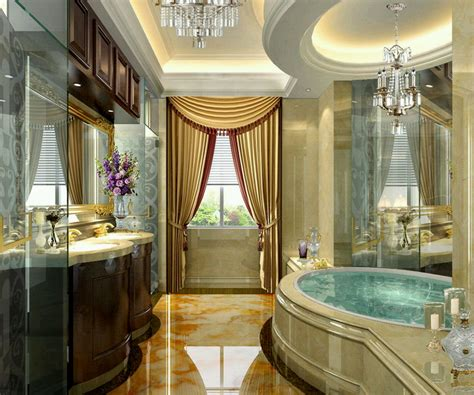 Luxury Modern Bathroom Ideas New Home Designs Luxury Modern Bathrooms Designs