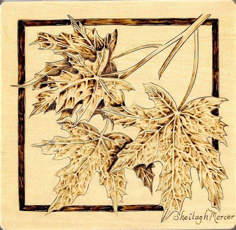 Free Printable Wood Burning Patterns For Beginners