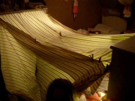 Comment Faire Une Cabane Dans Sa Chambre by Cabane Ml Mov