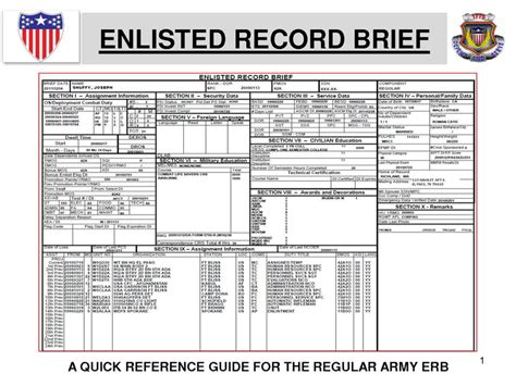 erb template how do i get section ii of my erb updated rallypoint