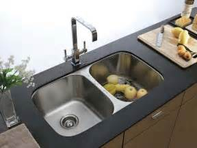 Two Sinks In Kitchen More About Your Kitchen Sinks