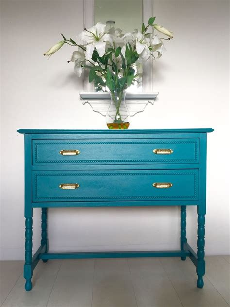 farrow  ball vardo chest  drawers teal chez