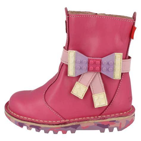 Kickers Semi Boots Casual Kulit 3 kickers casual lego boots ka1010359 ebay