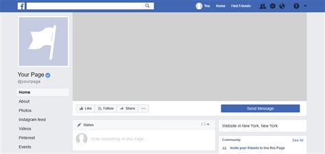 facebook template maker image collections templates