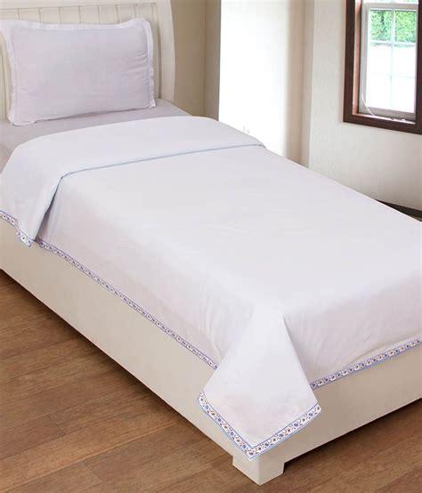 best cotton sheet brands elegance white cotton single top sheet buy elegance