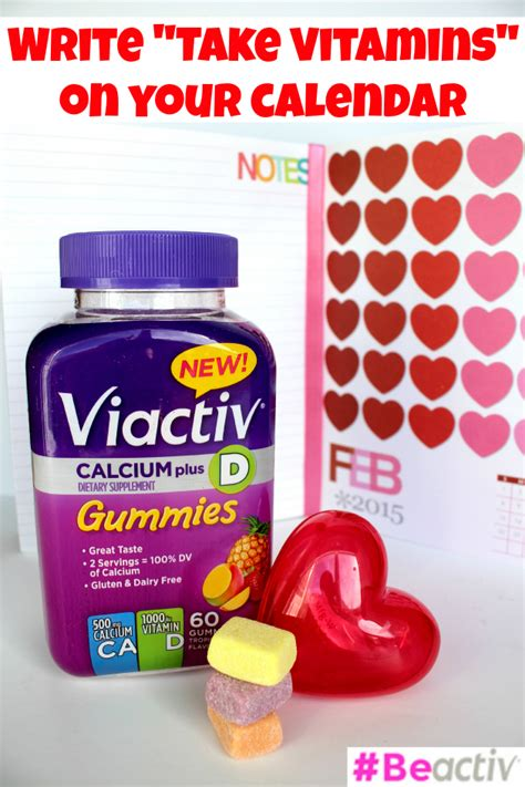 Supplements For Free Viactiv Sles by Viactiv Calcium Vitamin D Chews Images