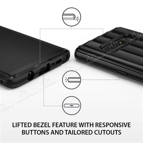 Ringke Galaxy Note 8 Flex S Blaze ringke flex s pro samsung galaxy note 8 ultra koruma siyah