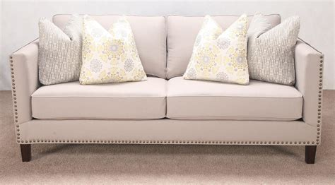 New Sectional Sofas With Nailhead Trim Sectional Sofas