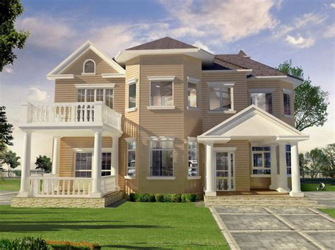 Home Design Exterior Color Schemes by Home Exterior Designs Exterior Home Design Ideas