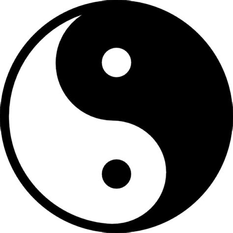 what does the yin yang symbolize yin yang symbol variant icons free download