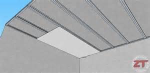 comment un plafond en placo