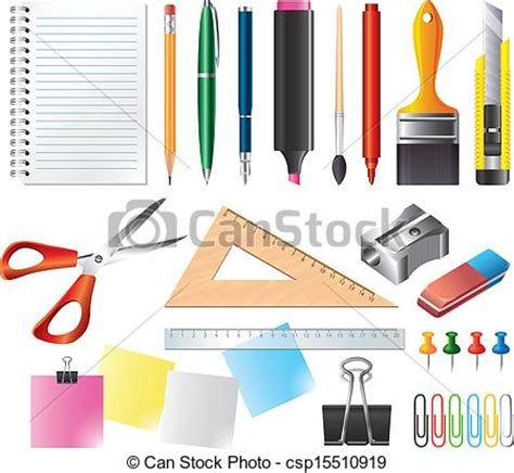 office drawing tools drawing tools clipart
