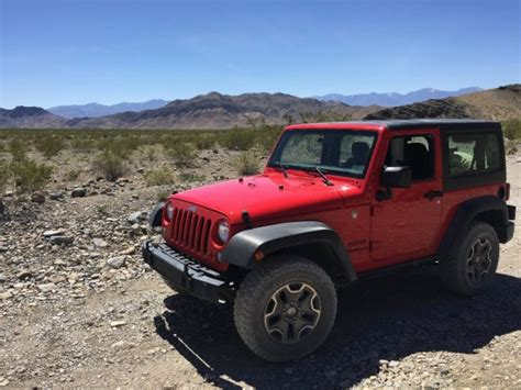 Farabee Jeep Rentals Valley Reviews Driving A Farabee Jeep On Valley Washboard Roads To