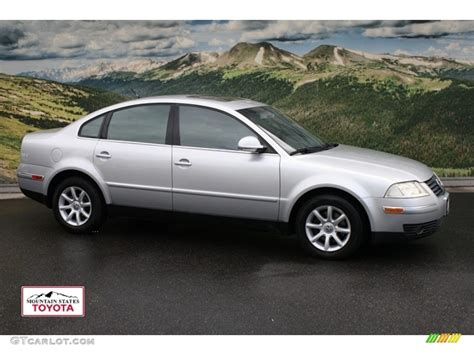 2004 reflex silver metallic volkswagen passat gls tdi sedan 54239448 photo 3 gtcarlot