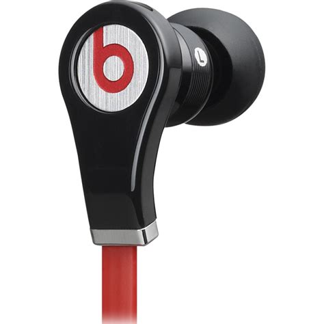 Earphone Beats Tour Oem beats by dr dre tour earphones black 900 00019 01 b h photo