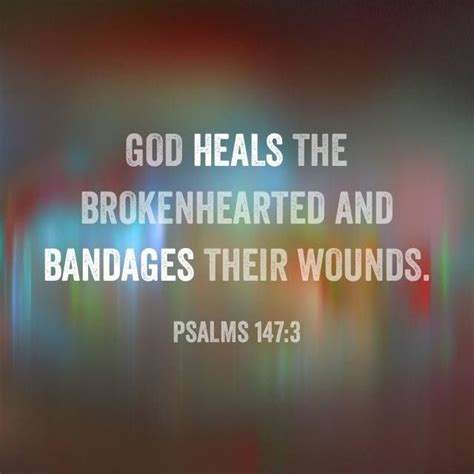 he heals the brokenhearted living and loving after rejection books he heals the broken hearted him whom i not seen i