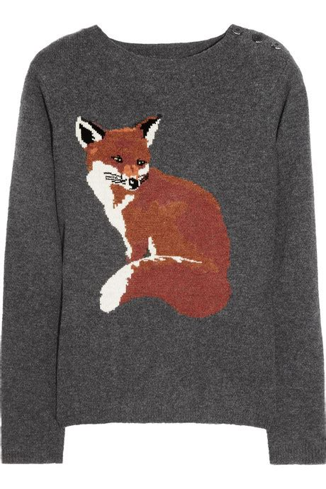 Fox Sweater 7 cool graphic sweaters fashion