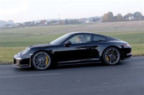 Porsche 911 Turbo S Manual Transmission by Porscheboost Limited 2016 Porsche 911 R Manual