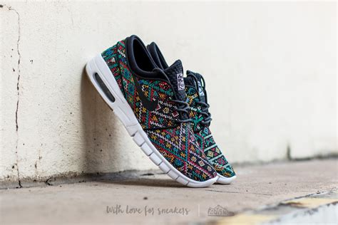 Premium Quality Nike Janoski Max Quotgreyquot nike stefan janoski max premium black black white gum light brown footshop
