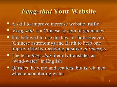feng shui tao of heaven and earth white shaman blog get website traffic