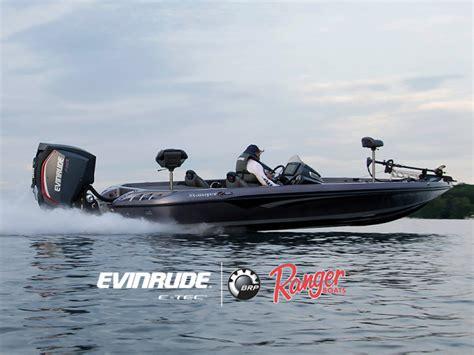 ranger boats quality ranger boats and evinrude partner for mydreamrig