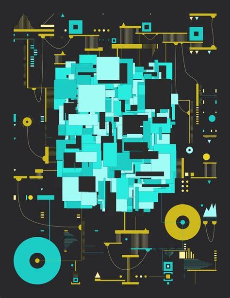 design art technology geometric graphic design eric frommelt