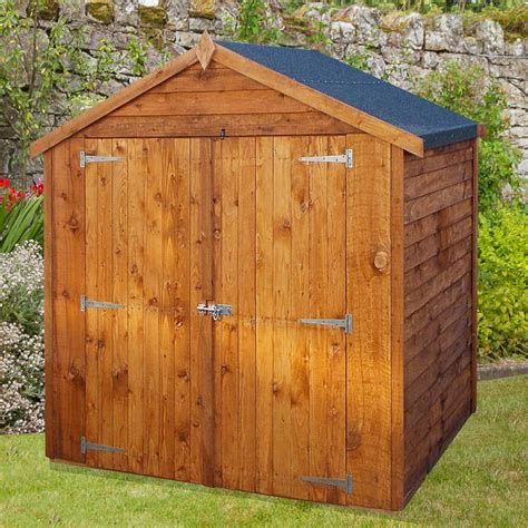 6 X 4 Garden Shed by Apex Shed 4 X 6 Garden Shed Garden Buildings