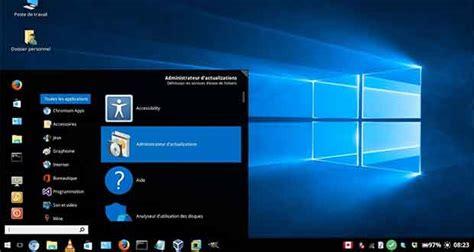 theme windows 10 nasa windows 10 sous linux c est possible le th 232 me windows 10