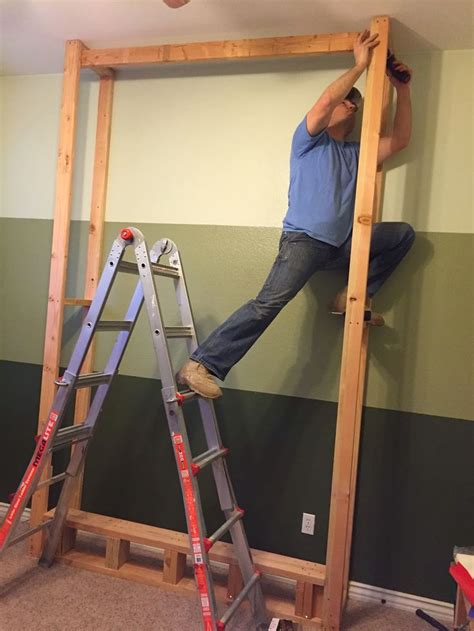 Cheap Murphy Bed Frame 25 Best Ideas About Murphy Bed Plans On Pinterest Diy Murphy Bed Murphy Bed Frame And Bed