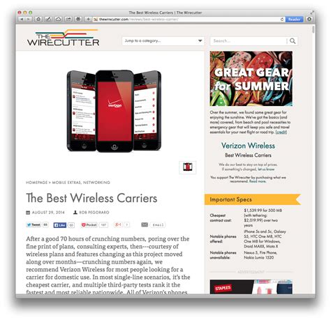 best wireless carrier time warner cable rob pegoraro