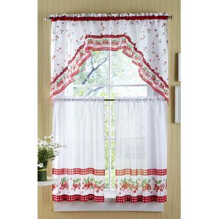 Martha Stewart Kitchen Curtains Martha Stewart Collection Kitchen Curtains From Sears