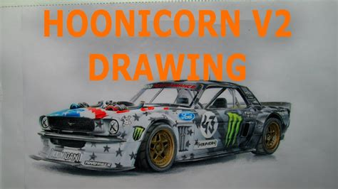 hoonicorn v2 hoonicorn v2 drawing