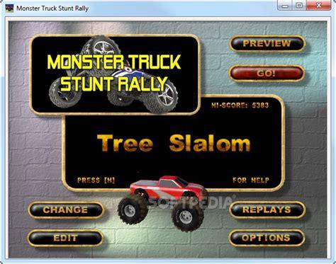 truck stunt monstertruckstuntrally free pc play