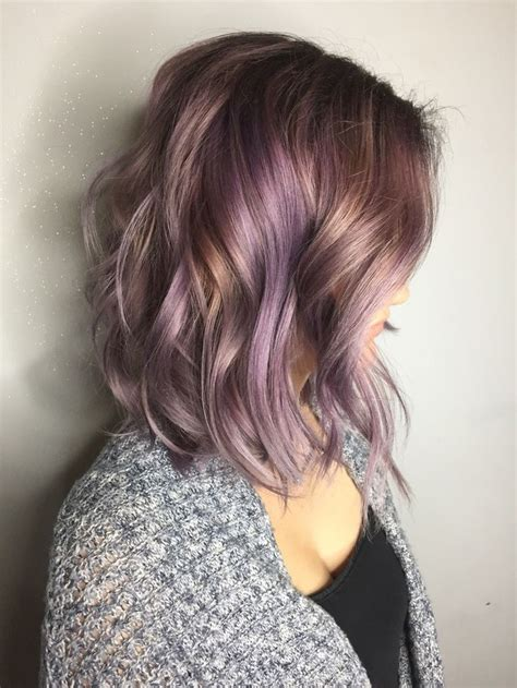 what to dye your hairwhenits black best 25 subtle purple hair ideas on pinterest plum