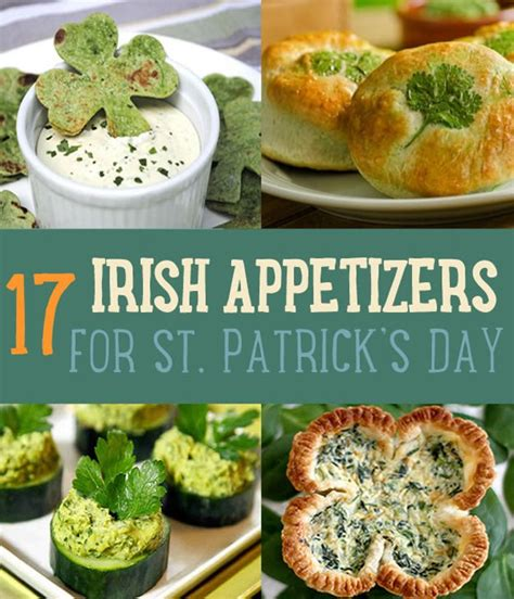 17 st patrick s day appetizers recipes diy projects