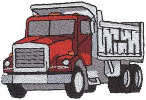 Dump Truck Embroidery Design Hqembroidery by Dump Truck Embroidery Design Annthegran
