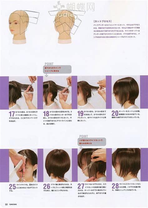 pasos para corte de pelo corte pelo paso a paso