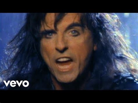 alice cooper hell is living without you solo youtube poison alice cooper vagalume