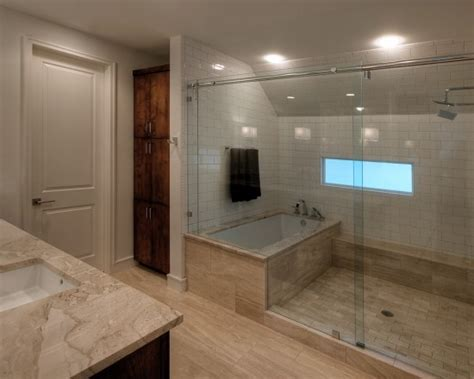 all in one bathtub tub shower all in one enclosed area inside pinterest