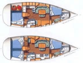 Bluewater Floor Plan beneteau oceanis 393 powerful passagemaker boats com