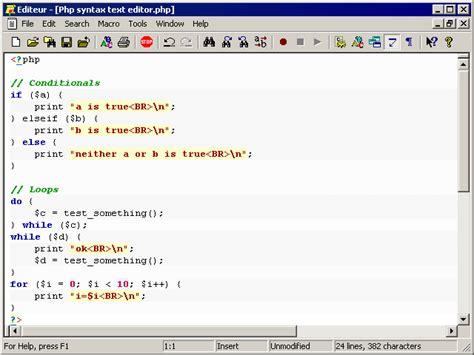 design text editor in java text editor java perl html syntax highlighting