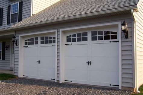 Garage Arch by Arched Windows In The Garage Door The Is In The