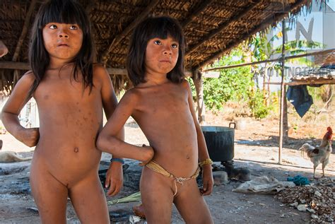 Indigenous Girl Nudity