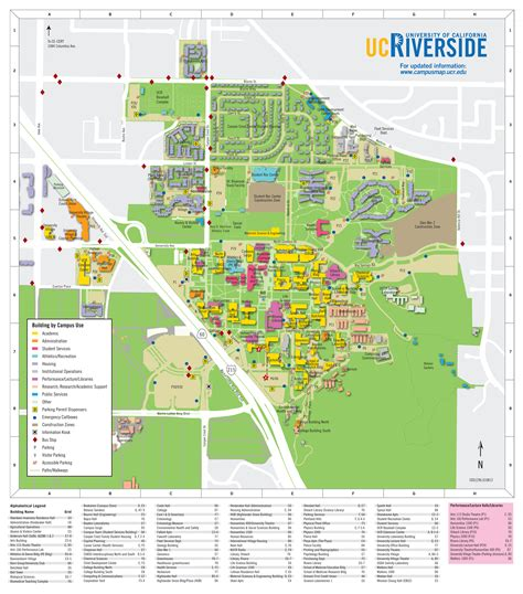 Ucr Find Ucr Study Abroad Ucr Education Abroad Building And Parking Map