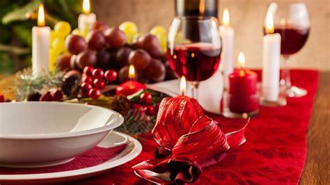 ideas baratas para decorar la mesa en navidad flota - Ideas Decoracion Mesa Navidad Baratas