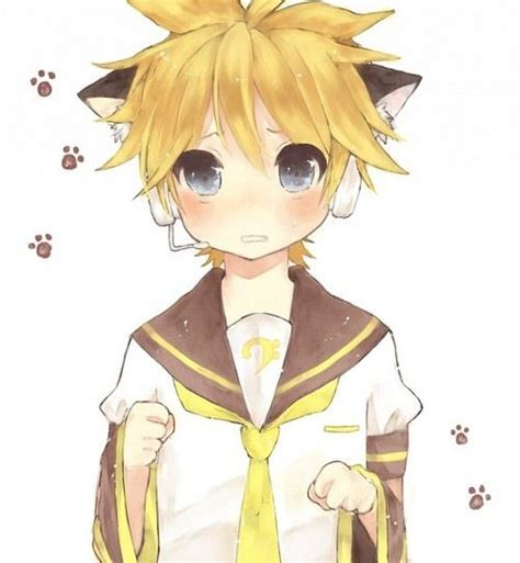 len trapp len kagamine pretty anime