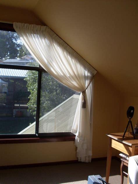 curtains triangular window google search window curtains unusual shaped windows curtain menzilperde net