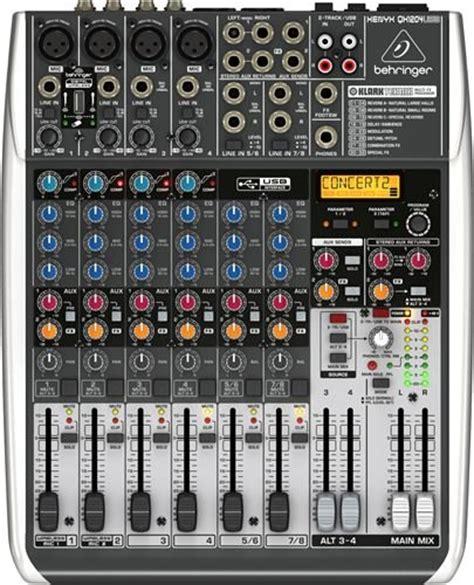 Mixer Xenyx 1204 Usb behringer xenyx qx 1204 usb mischpult test